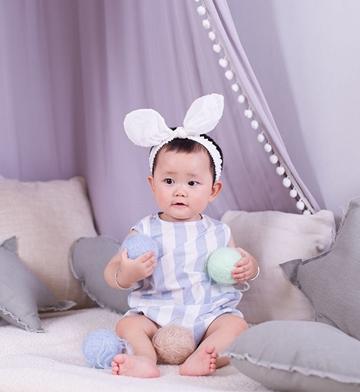 托管0~8个月的宝宝